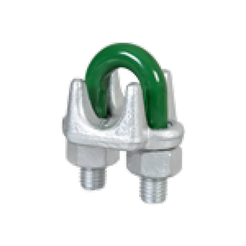 Green Pin Wire Rope Clips Category
